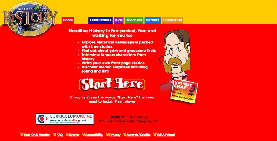People's Voice - Headline History