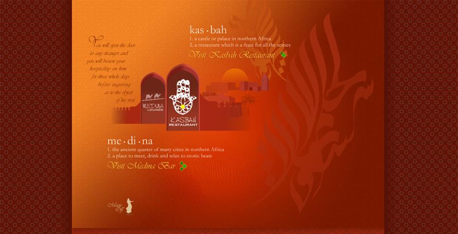 Nominee - Kasbah Restaurant