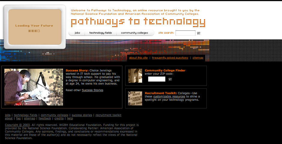 Nominee - Pathways to Technology