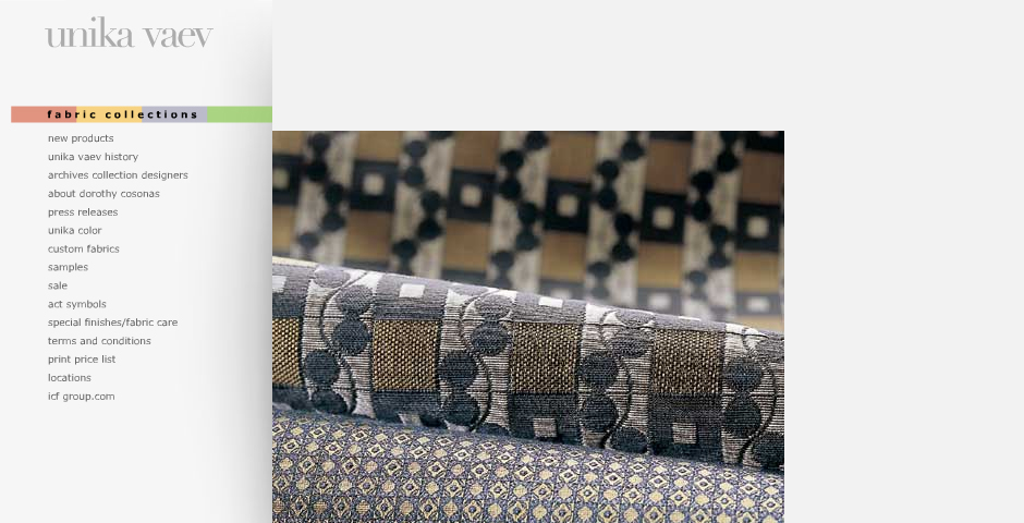 Nominee - Unika Vaev Textiles