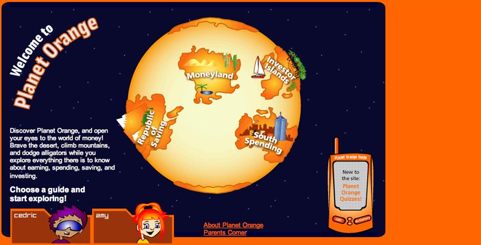 Nominee - Planet Orange