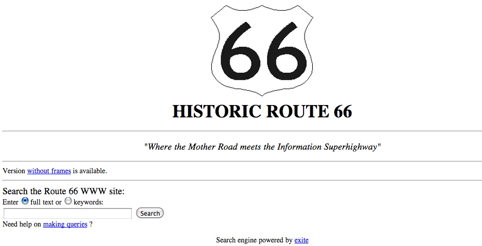 Nominee - Route 66