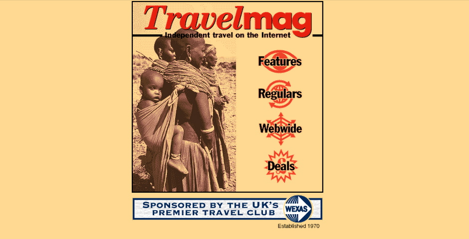 Webby Award Winner - TravelMag