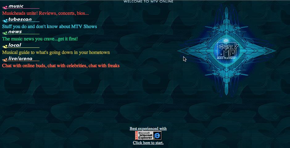 Nominee - MTV Online