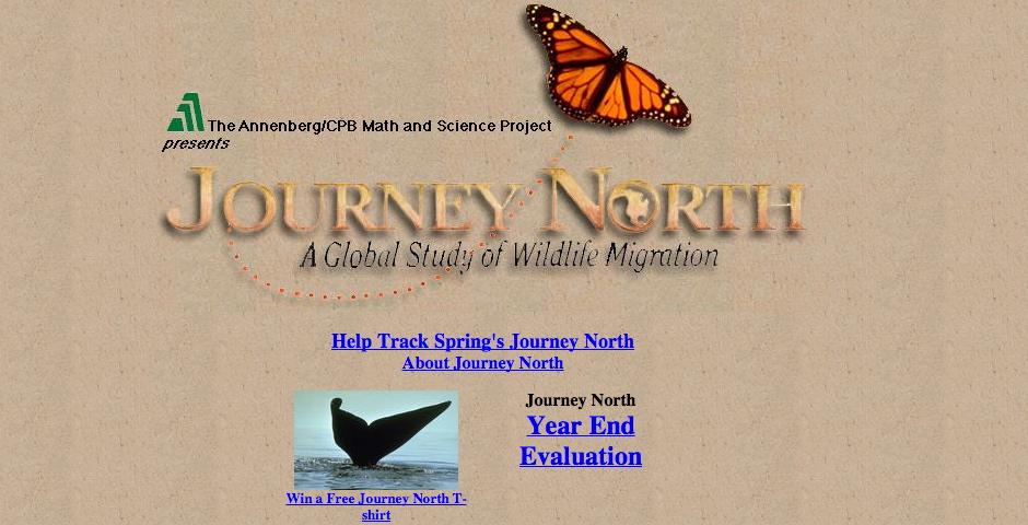 Webby Award Winner - Journey North