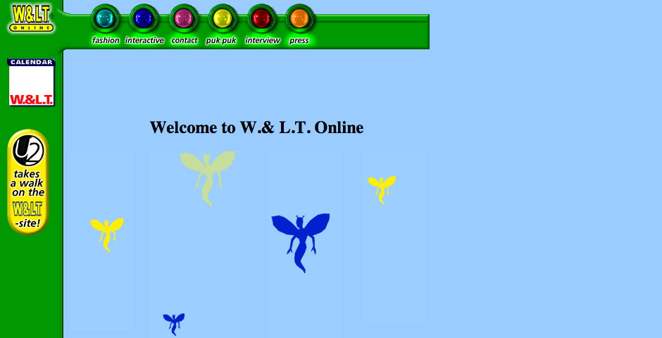 Nominee - w.&l.t. online