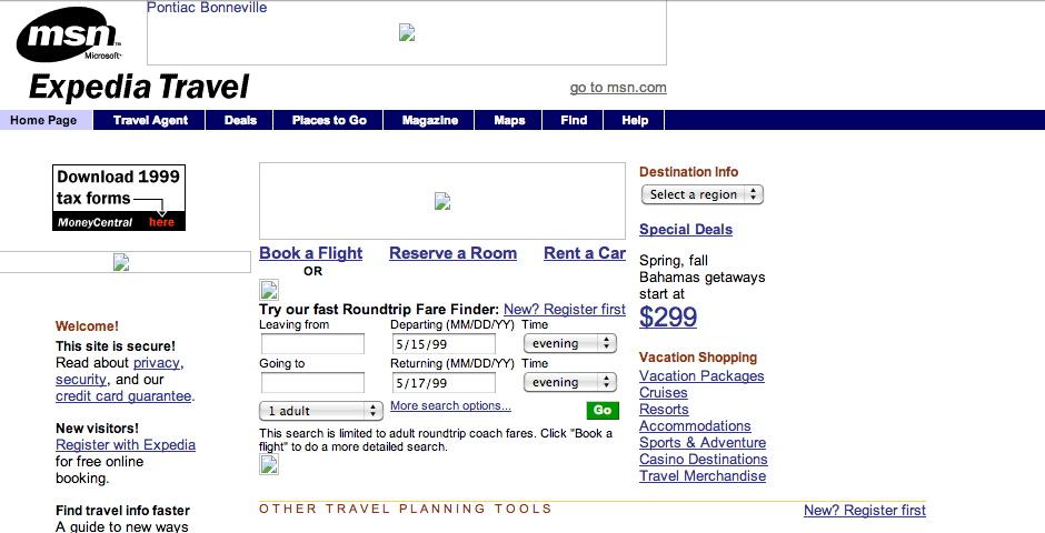 Nominee - Expedia Travel