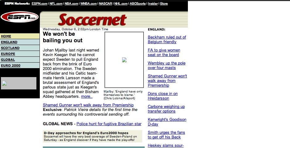 Nominee - SoccerNet