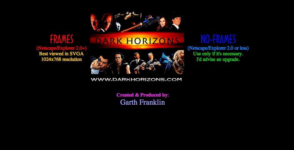 Nominee - Dark Horizons