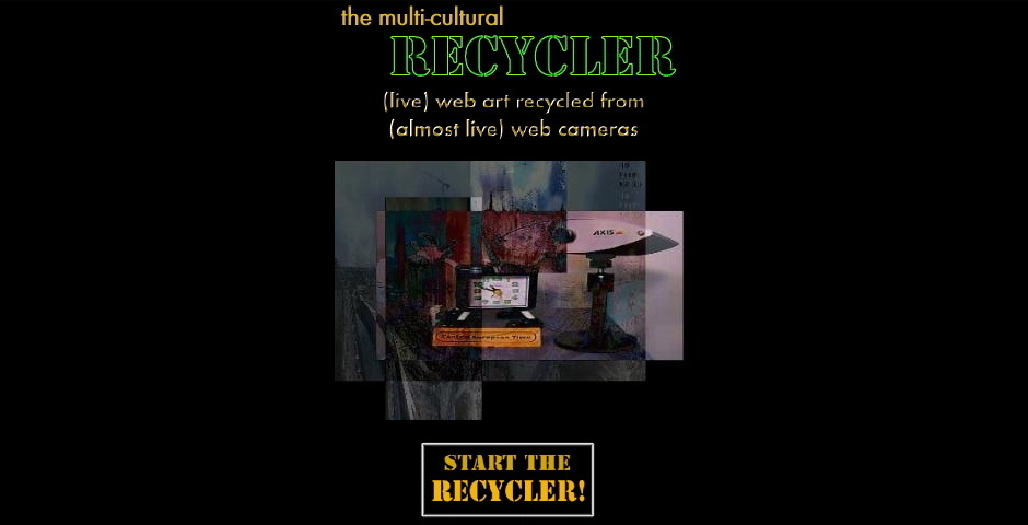 Webby Award Nominee - The multi-cultural Recycler