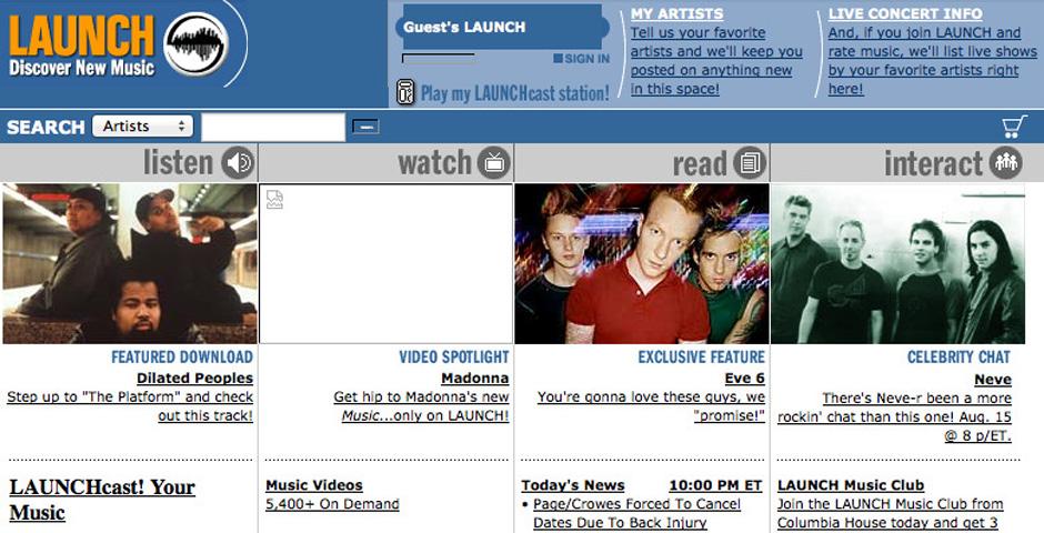 Nominee - Launch.com