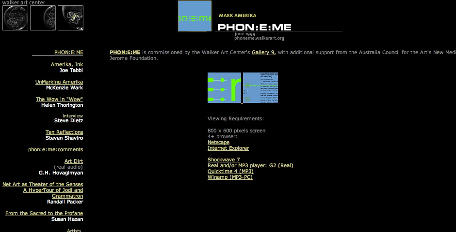 Nominee - PHON:E:ME