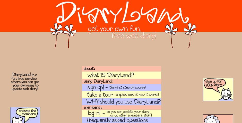 Nominee - DiaryLand
