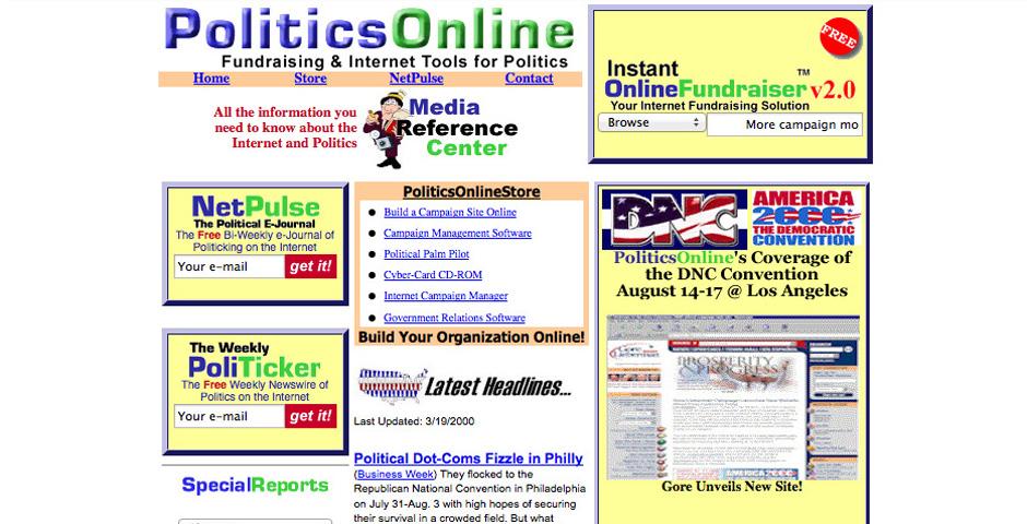 Nominee - Politics Online