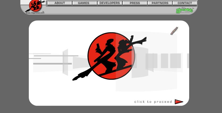 Webby Award Winner - 3D Groove