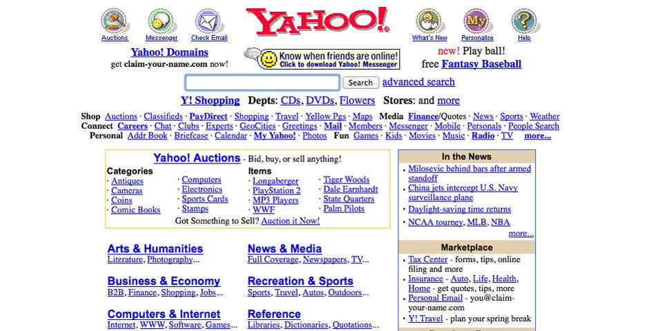 Nominee - Yahoo!