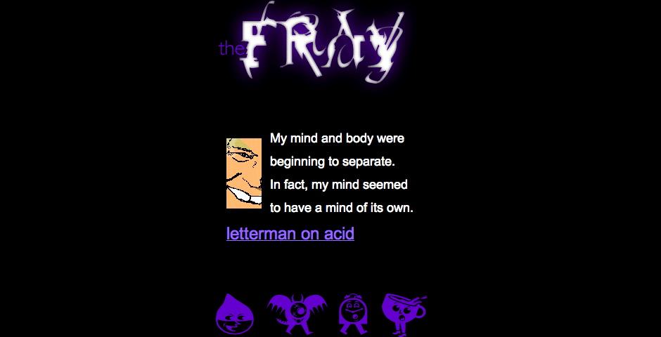 Nominee - {fray}