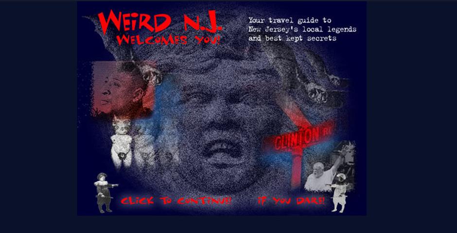 Nominee - Weird N.J.