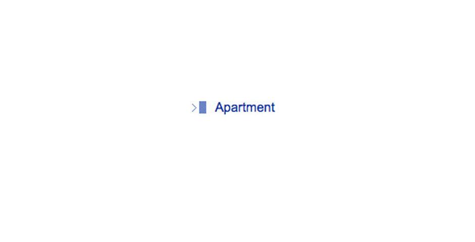 Webby Award Nominee - Apartment