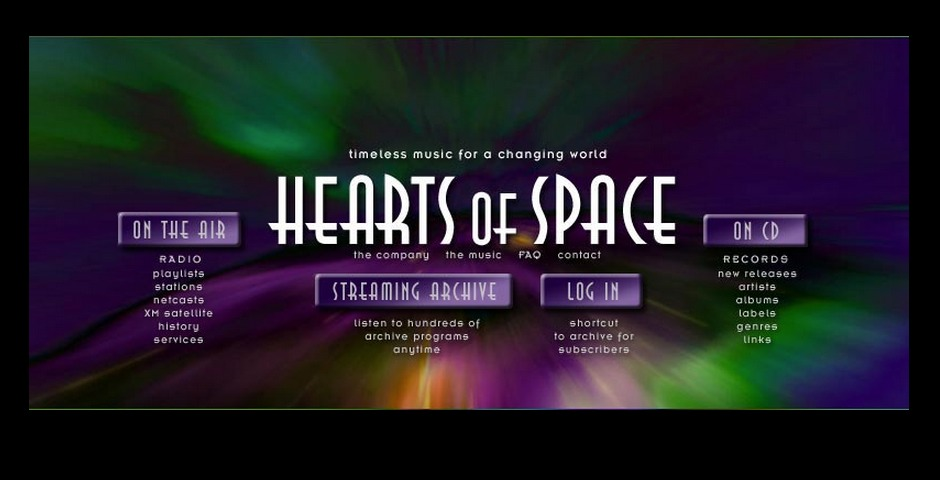Nominee - Hearts of Space