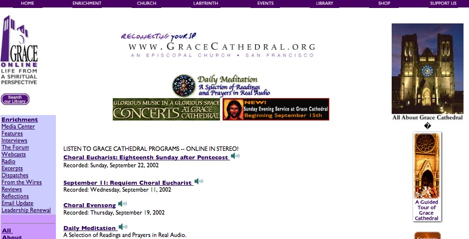 Nominee - Grace Cathedral