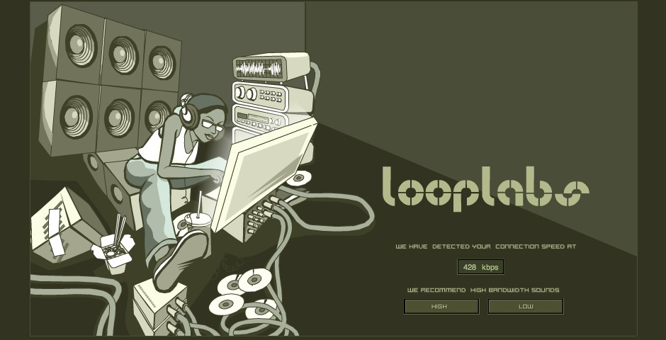 Webby Award Winner - LOOPLABS