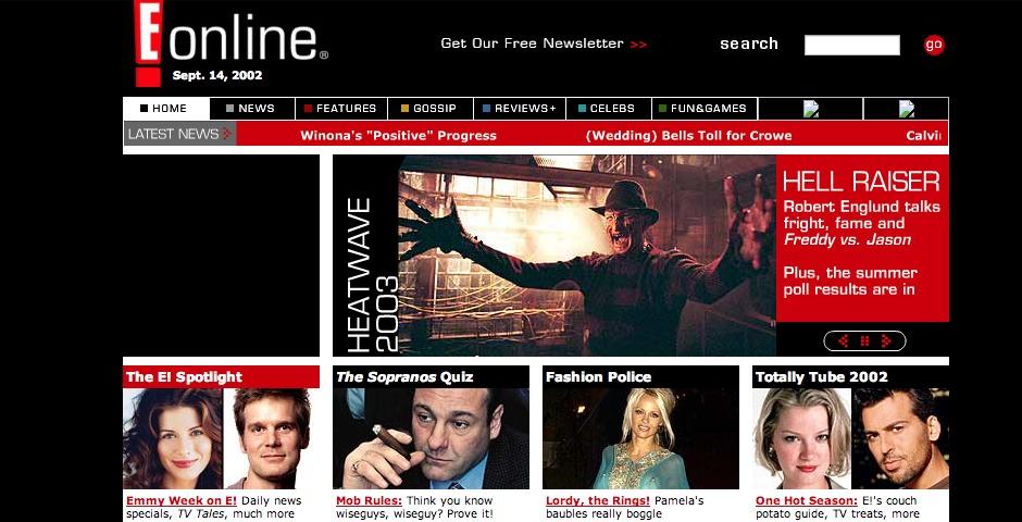 Nominee - E! Online