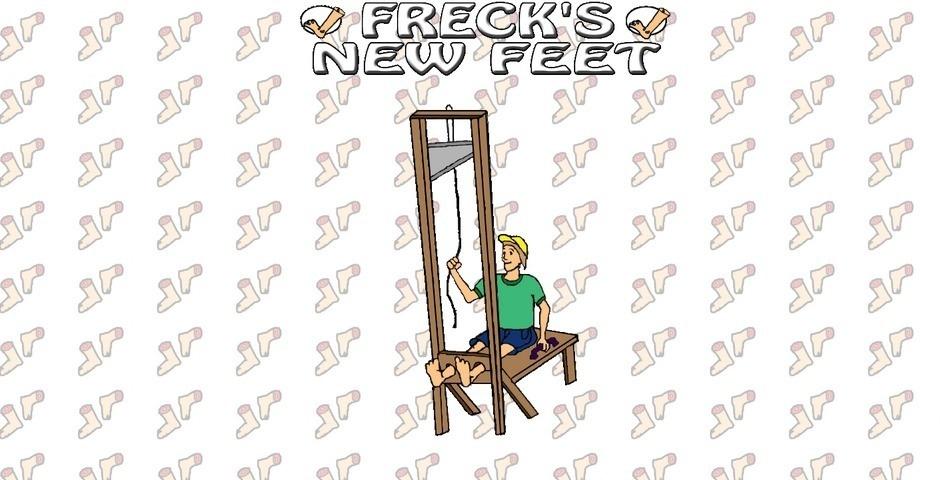 Webby Award Nominee - Cut Off My Feet (Freck\'s New Feet)