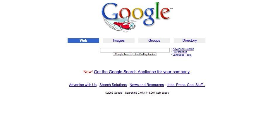 People's Voice / Webby Award Winner - Google