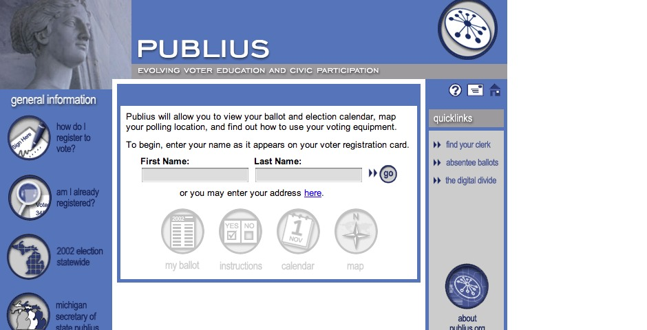 Nominee - Publius