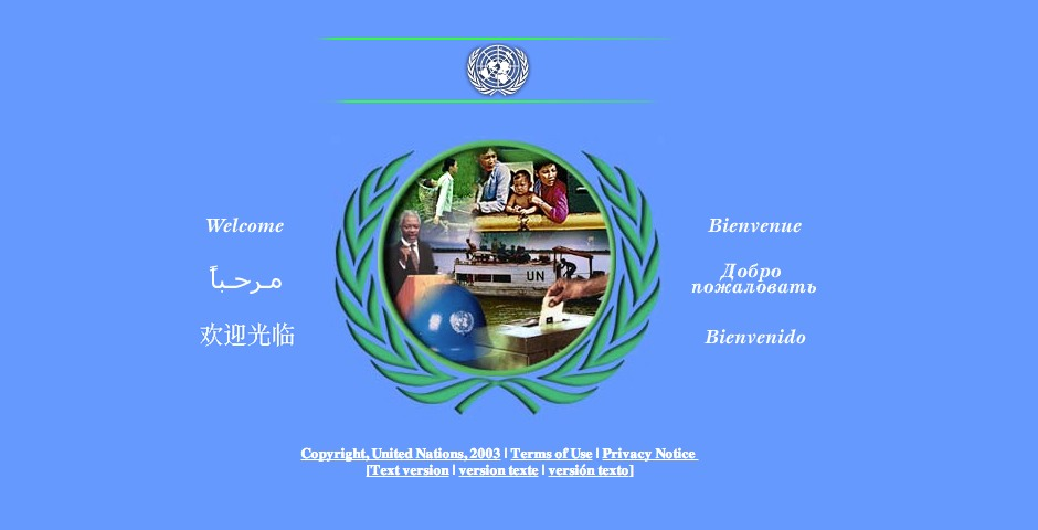 Nominee - United Nations