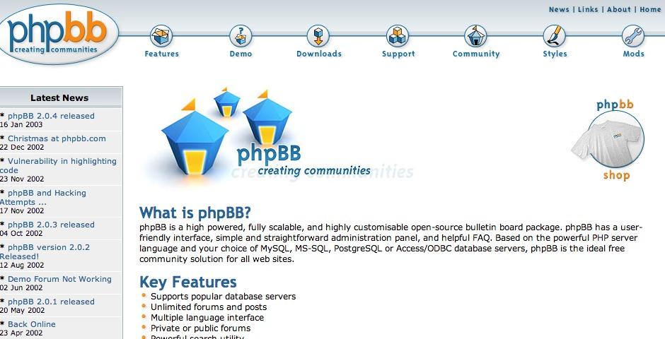 Nominee - phpBB