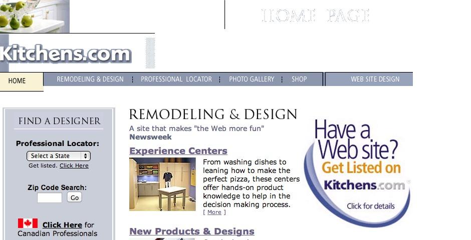 Nominee - Kitchens.com