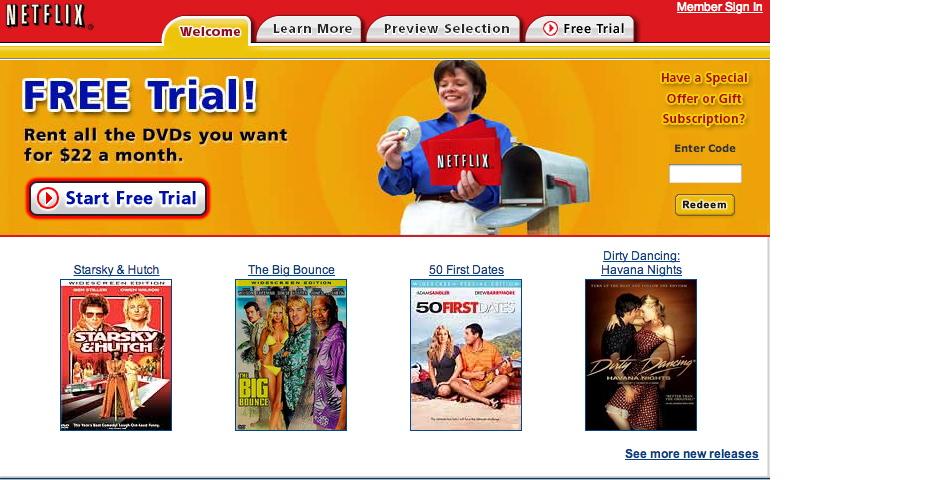 Nominee - Netflix
