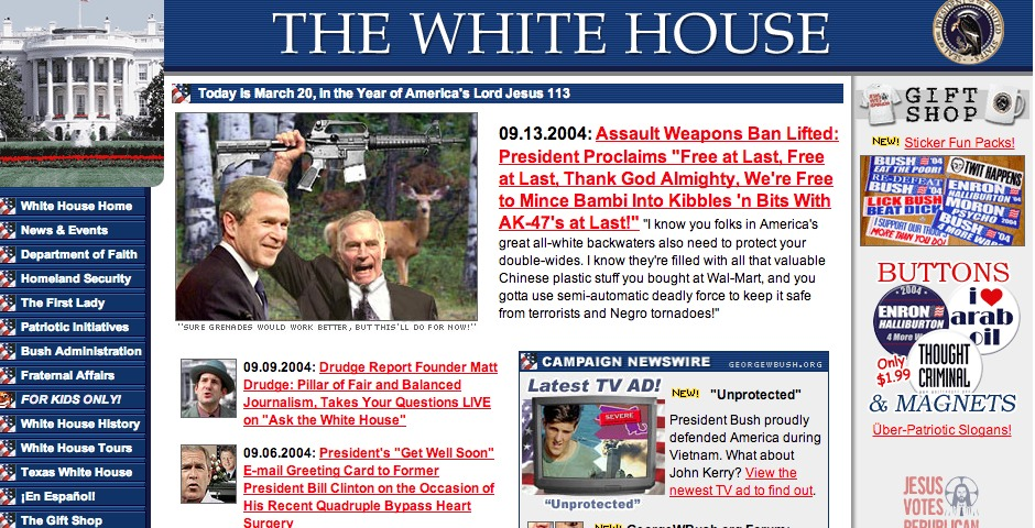 Nominee - White House