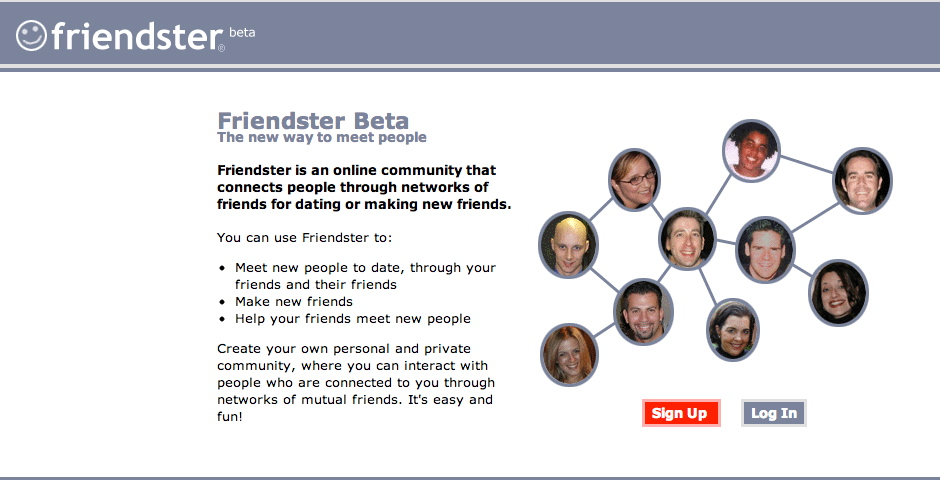 Nominee - Friendster