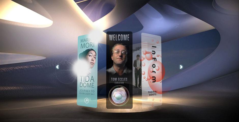People's Voice - Adobe Museum of Digital Media