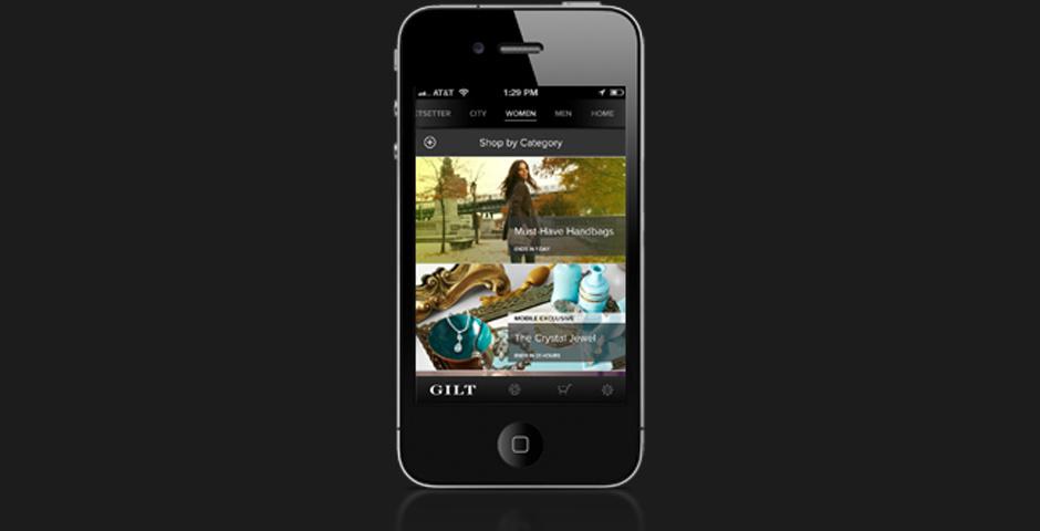 Webby Award Nominee - Gilt on the Go