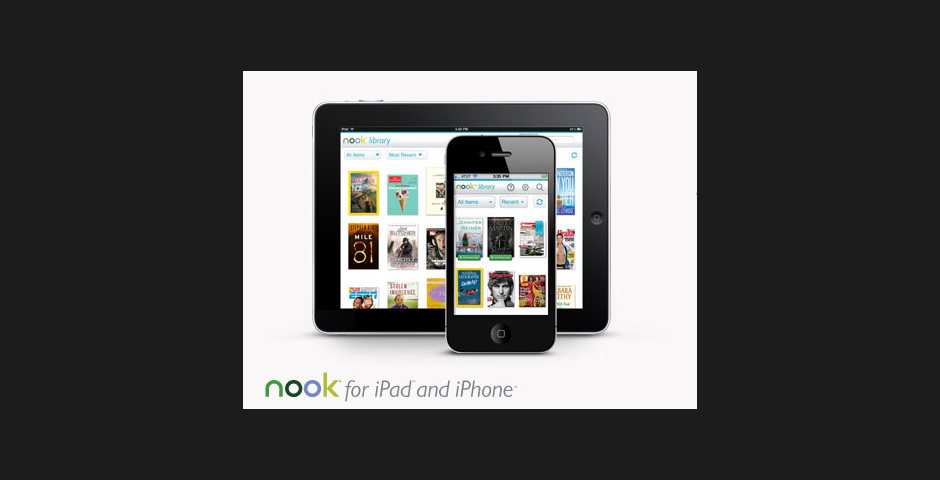 Nominee - NOOK for iPad by Barnes & Noble