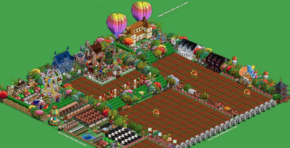2010 Webby Winner - FarmVille