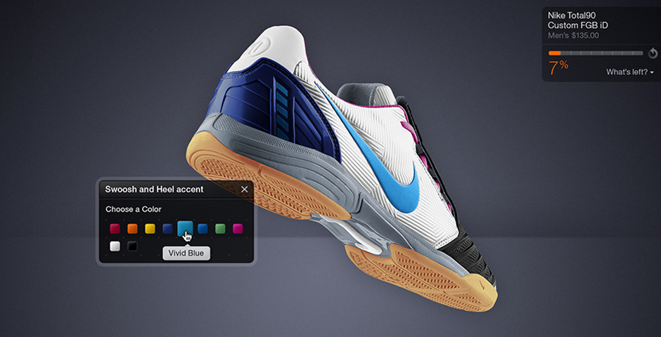 Webby Award Winner - NIKEiD