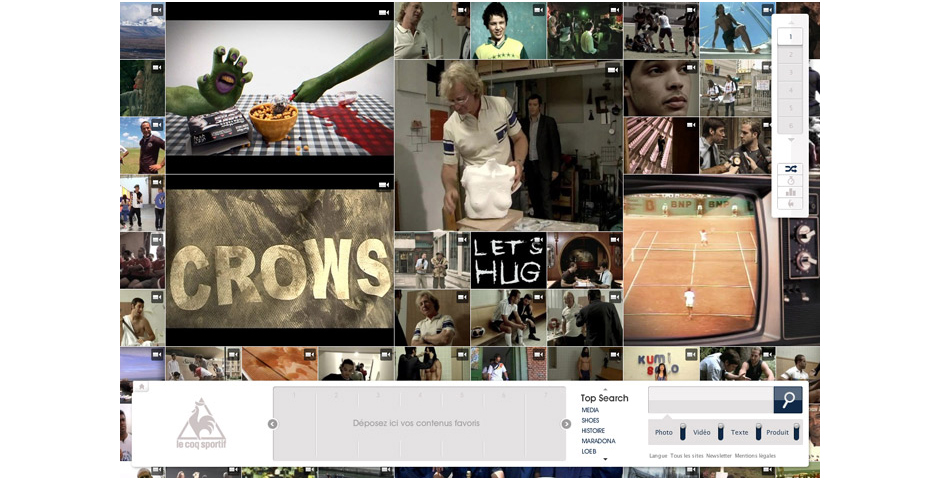 Honoree - Le Coq Sportif – Media Browser