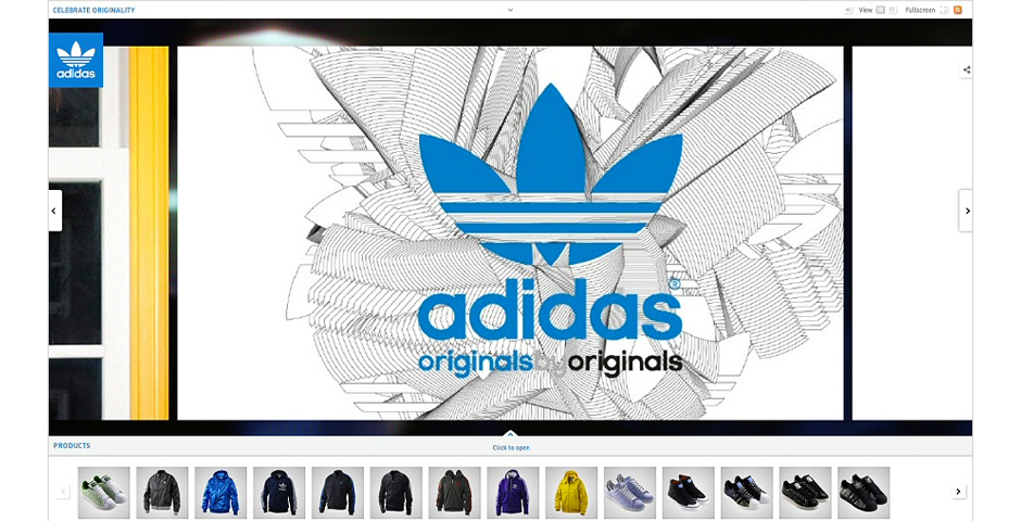 Nominee - adidas global