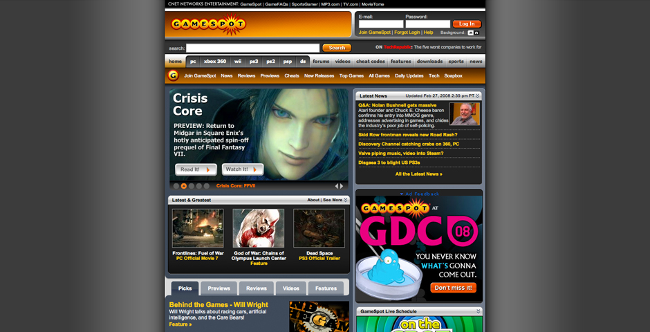 People's Voice - GameSpot