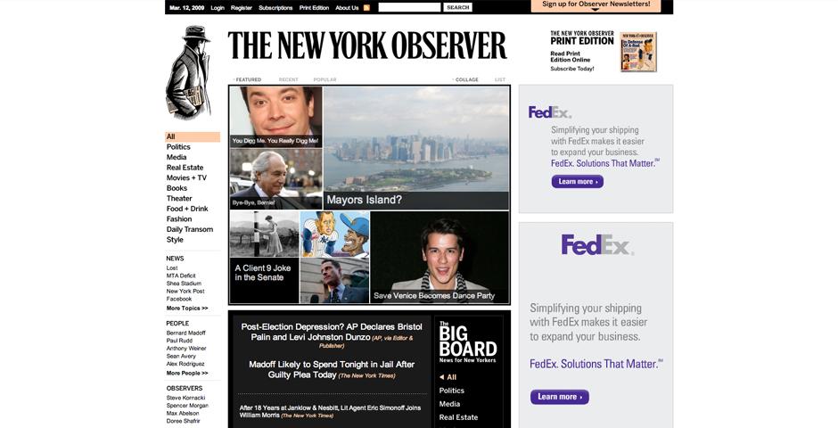 Nominee - Observer.com