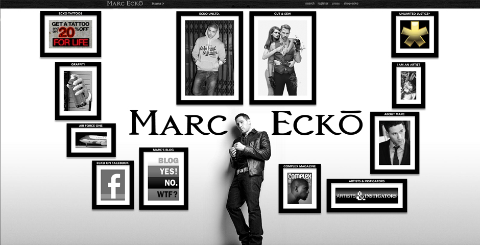 - Marc Ecko