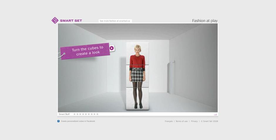 Webby Award Nominee - Fashion At Play