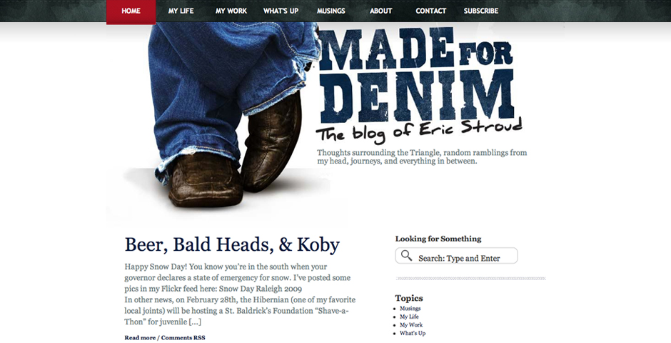 - Made For Denim
