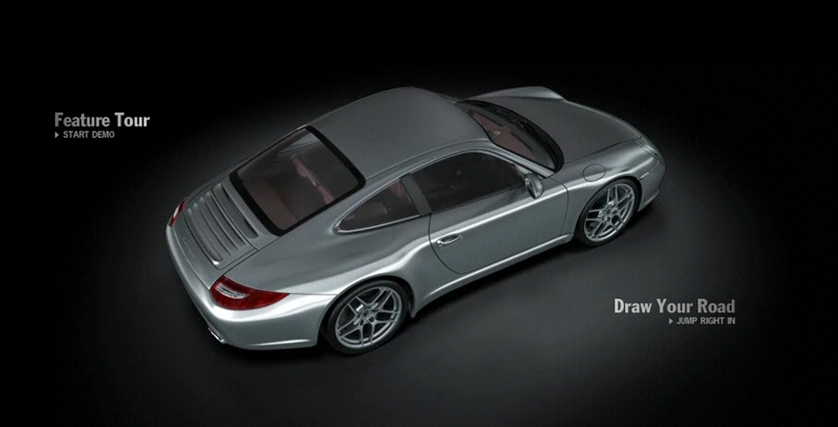 2009 Webby Winner - Porsche - 911
