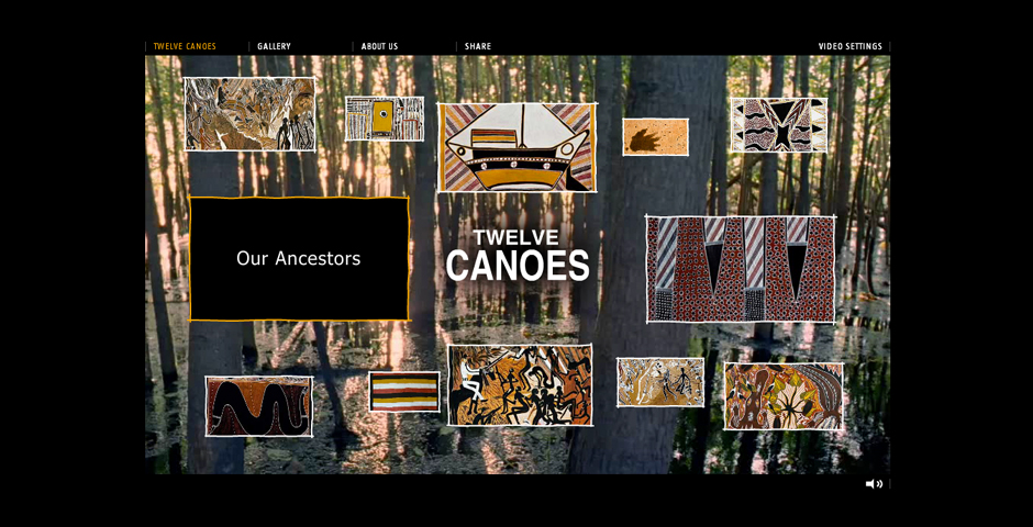 Honoree - 12 Canoes